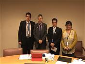 Jefes de los Institutos Nacionales de Estadísticas de los Países Miembros de la CAN
